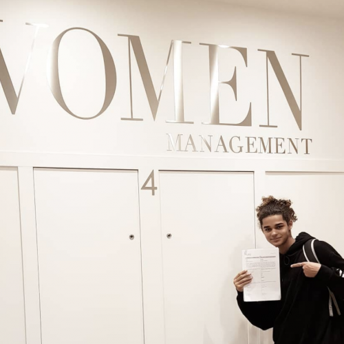 Florian, from EGERI to Women Management !