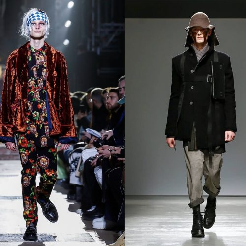 Francis & Jesse: between EGERI and the Paris Fashion Week, there is only one step